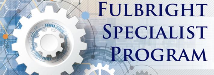 Loraine Jensen named Fulbright Specialist