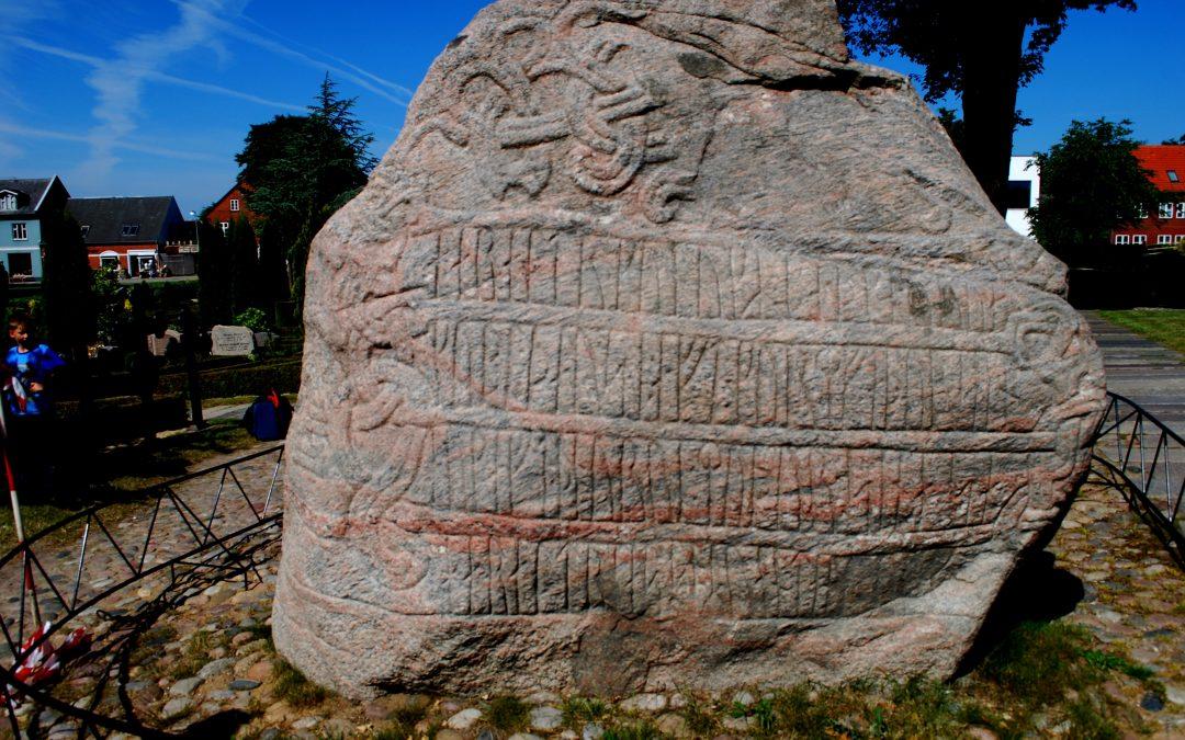 Jelling and the Danish Runestones