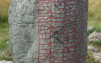 Verse on Runestones