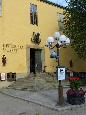 News from National History Museum of Stockholm and from Nature magazine.